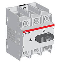 Выключатель нагрузки до 800A OT40M4