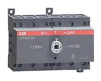 Выключатель нагрузки до 800A OT80F3C
