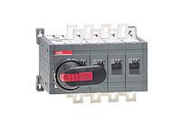 Выключатель нагрузки до 800A OT400E04CP
