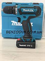 Аккумуляторный Шуруповерт Makita (Макита) 550 DWE с набором