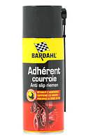 Средство для восстановления приводных ремней BARDAHL ADHERENT COURROIE (400мл)