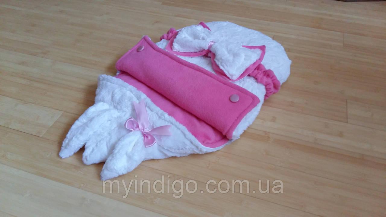 """Теплий конверт для новонародженого """" Міла """""""