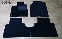 Коврики на Acura RDX '13-18. Текстильные автоковрики