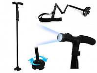 Трость с подсветкой, телескопическая трость Trusty Cane, фото 1