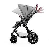 Универсальная коляска 3 в 1 Kinderkraft Moov Gray +ВИДЕО ОБЗОР, фото 7