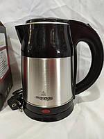 Чайник электрический Crownberg, 2 литра 1850 Вт