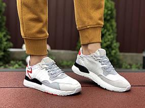 Белые кроссовки женские повседневные лаконичные, фото 2