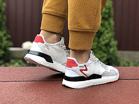 Белые кроссовки женские повседневные лаконичные, фото 3