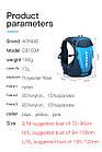 Рюкзак для бігу Aonijie 10 л, фото 7