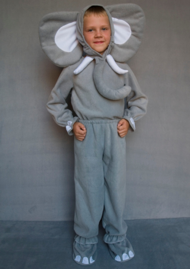 Карнавальний костюм Слоник