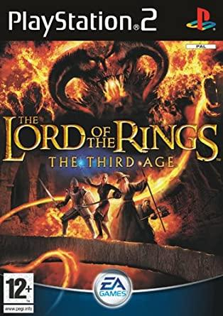 Игра для игровой консоли PlayStation 2, The Lord of the Rings: The Third Age