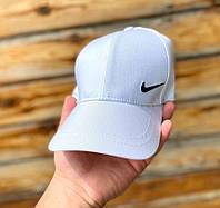 Мужская кепка, бейсболка Nike (Найк), белая