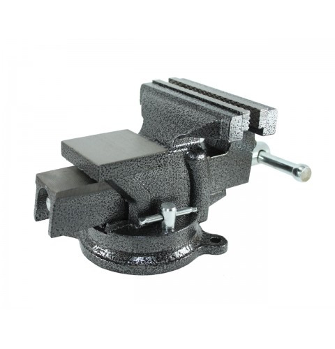 """ТМ""""POLAX"""" Тиски слесарные поворотные 125 mm / 4 (шт.)"""
