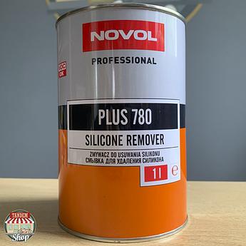 Знежирювачах на сольвентній основі (антисиликон) Novol Plus 780, 1 л