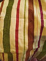Мебельная ткань в полоску 70*85 см