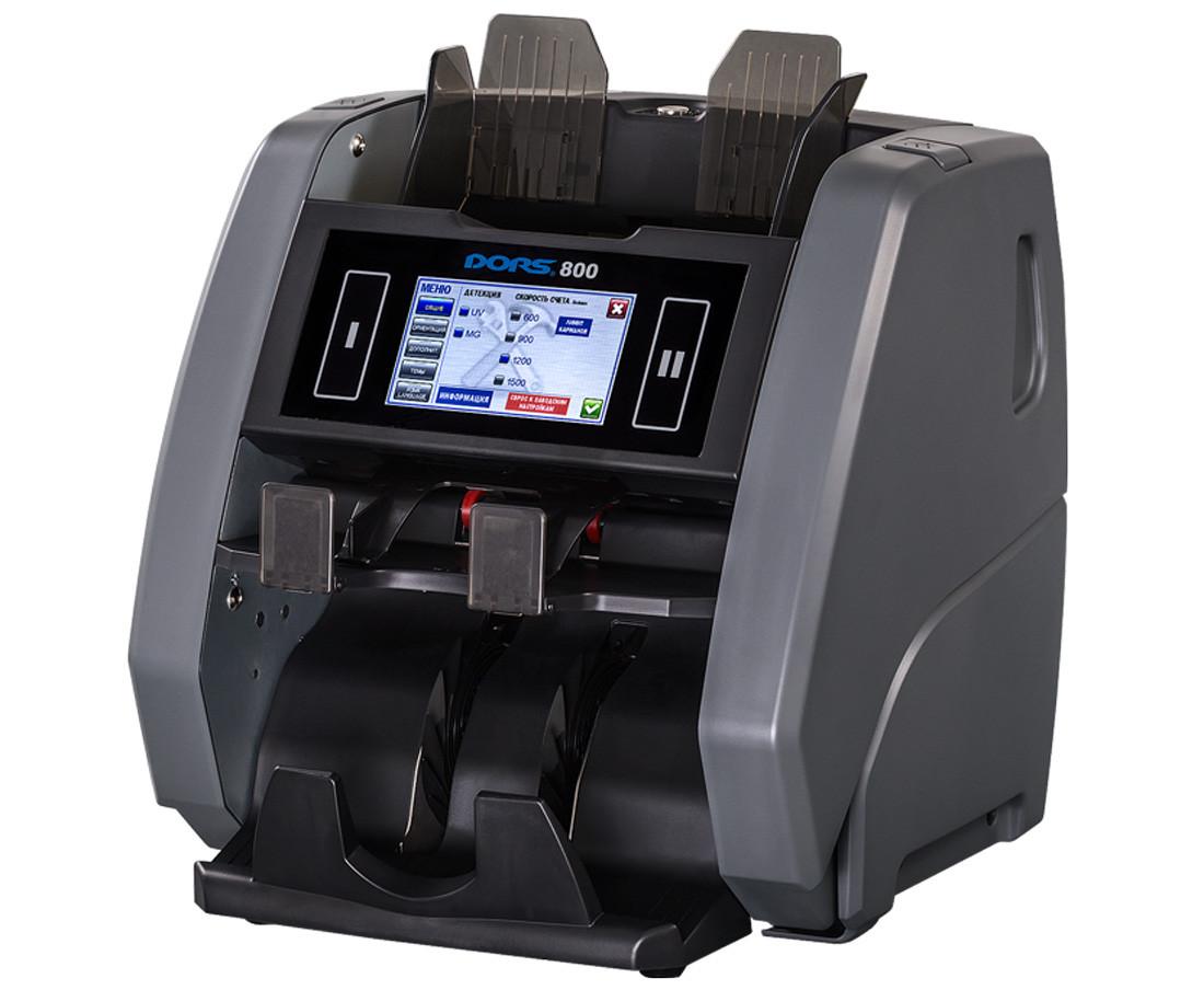 Счетчик (сортировщик) банкнот DORS 800