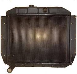 Радиатор охлаждения ЗИЛ 130 трех рядный медный пр-во Иран Радиатор