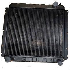 Радиатор охлаждения ЗИЛ 5301 2 рядный медный пр-во Иран Радиатор