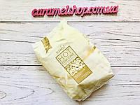 Воск для депиляции пленочный в гранулах ItalWax, 1000 г - белый шоколад бразильский White Chocolate, фото 1