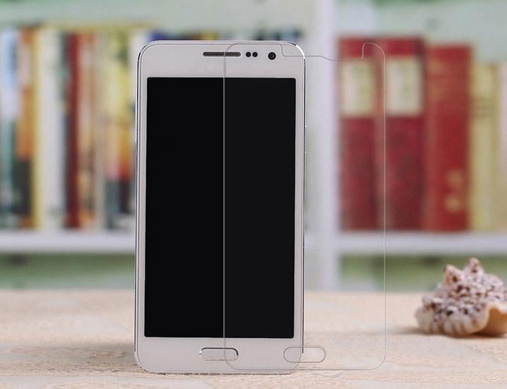 Закаленное защитное стекло для Samsung Galaxy A3 (A300H)