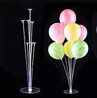 Пластиковая подставка для 7 воздушных шаров