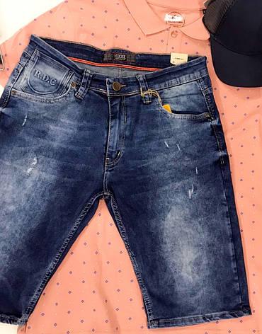 Шорты мужские джинсовые, фото 2