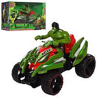 "Машинка ""Hulk/ Халк"""