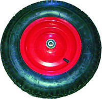 Колесо пневматическое 4х8, фото 1