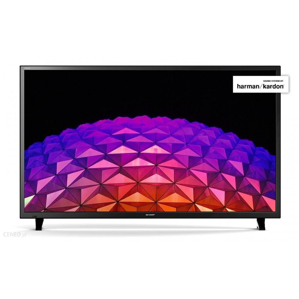 Телевизор Sharp LC-55CFG6002E (Full HD/ Smart TV / 350Hz / DVB-С/T2/T/S/S2)