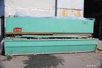 Н3121 гильотина 12х2000 мм, ножницы листовые б/у