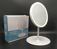Зеркало косметическое  c LED подсветкой NEW