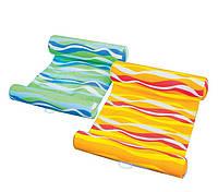 Пляжный надувной матрас Intex 58834