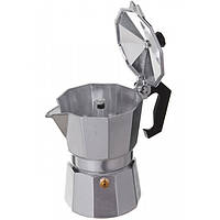 Гейзерна кавоварка A-PLUS на 6 чашок (2082)