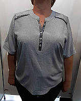 Жіноча блуза, 56,58 рр, № 121000