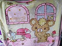 Дитяче покривальце East Comfort будиночок