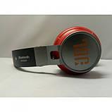 Bluetooth наушники Wireless Headphones Harman JBL S400BT с FM MP3 microSD/TF красные, фото 2