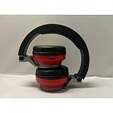 Bluetooth наушники Wireless Headphones Harman JBL S400BT с FM MP3 microSD/TF красные, фото 3