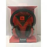 Bluetooth наушники Wireless Headphones Harman JBL S400BT с FM MP3 microSD/TF красные, фото 5