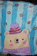 Дитяче покривальце East Comfort сніговик