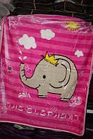 Дитяче покривальце East Comfort слоник