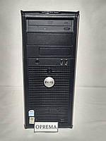 Системный блок, компьютер, Intel Core Quad, 4 ядра по 2,4 Ггц, 8 Гб ОЗУ DDR-2, HDD 500 Гб