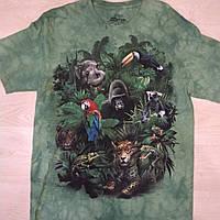 3D футболки  The Mountain L взрослый