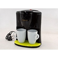 Крапельна кавоварка Crownberg CB-1560 кава-машина 800BT 600ВТ