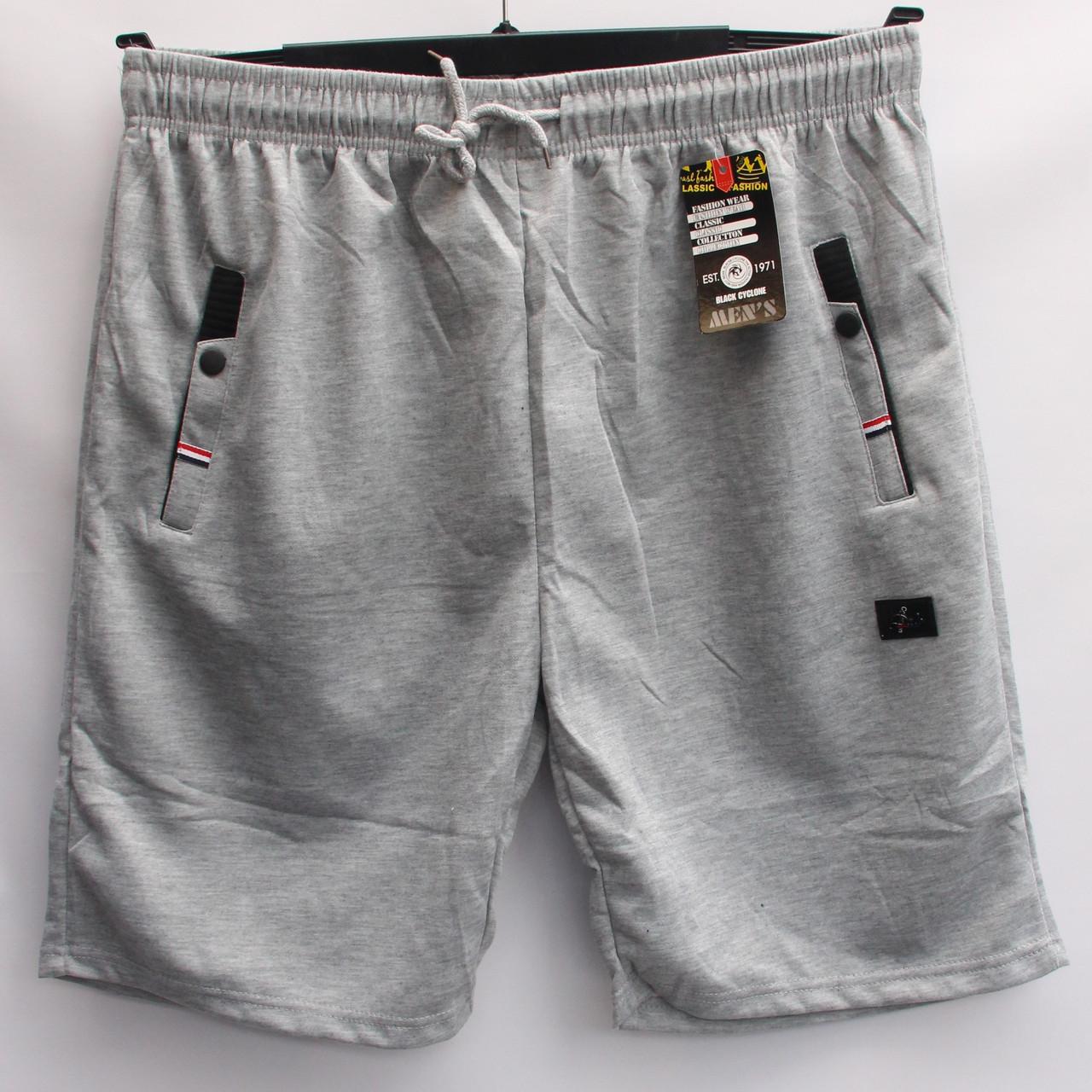 Мужские котоновые шорты Баталы (без подкладки)(56-64 р-ры)  оптом недорого. Одесса 7км.
