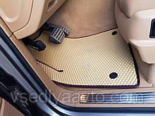 Водительский коврик Volkswagen Touareg с 2002-2010 гг. (EVA)