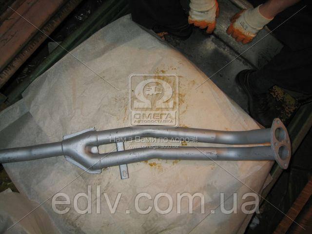 Труба приемная ГАЗ 3302 двигатель 4061.10 (пр-во ГАЗ)3302-1203010