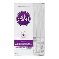 Ell-Cranell (Эль Кранель) - продукт для ухода за кожей головы, при гормональном облысении, 3X100
