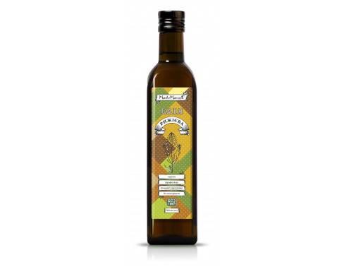Рыжиковое сыродавленное масло 500 ml, фото 2