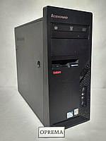 Системный блок, компьютер, Intel Core Quad, 4 ядра по 2,4 Ггц, 2 Гб ОЗУ DDR-2, HDD 160 Гб