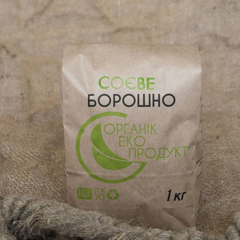 Мука из сои 1 кг, фото 2